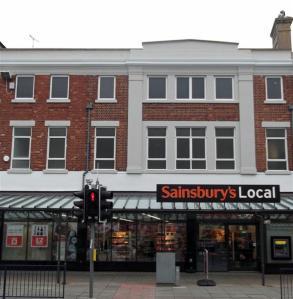 Sainsbury's Mostyn Street Llandudno