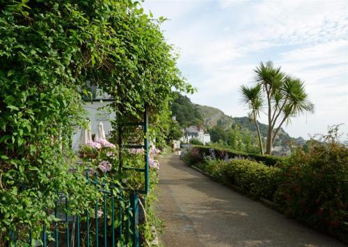 Haulfre Gardens Tea Room Llandudno North Wales