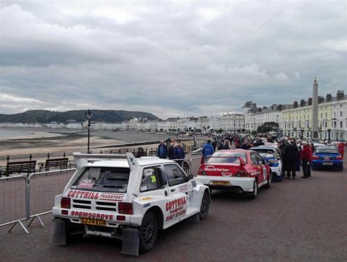Cambrian Rally 2012 Llandudno