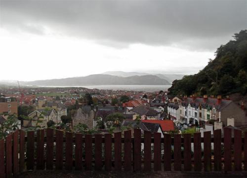 View over Llandudno North Wales