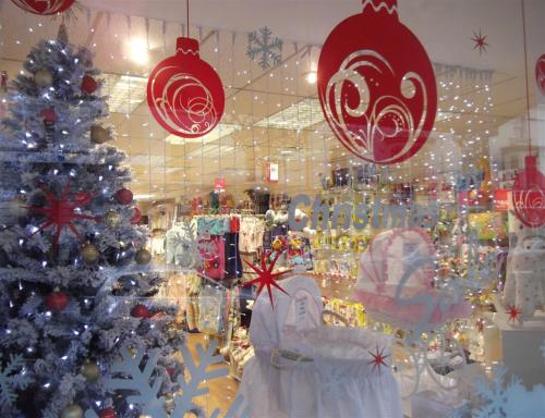 Little Poppets Mostyn Street Llandudno at Christmas