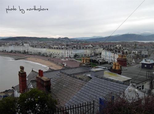 Llandudno and Promenade North Wales