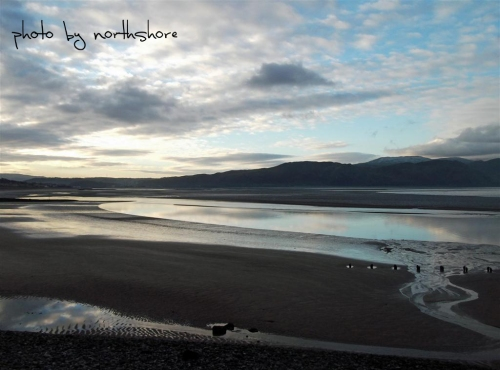 Picture of the West Shore Llandudno copy
