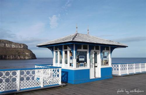 North Shore Picture Shop on Llandudno Pier 2013