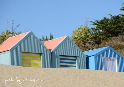 Are Beach Huts A British Thing