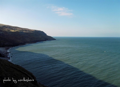 Great Orme Llandudno sea view