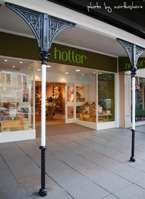 Hotter Shoe Shop Llandudno