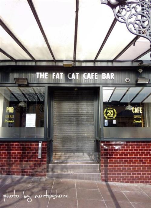 Picture of Fat Cat Cafe Bar Llandudno Closed
