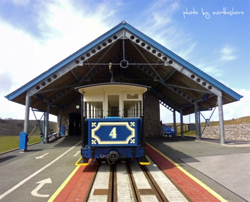 Picture of Great Orme tram Llandudno