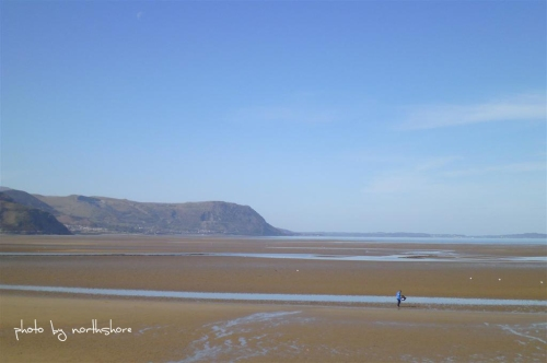 Picture of the West Shore Llandudno