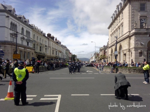 Picture of RAF Freedom Parade Llandudno