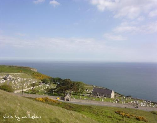 Picture of the Churches on the Great Orme Llandudno