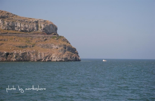 Picture of boat trip Llandudno