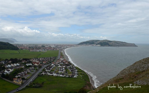 Picture of Llandudno and the Great Orme