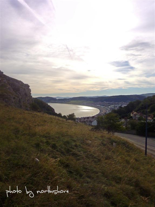 Picture of Llandudno bay