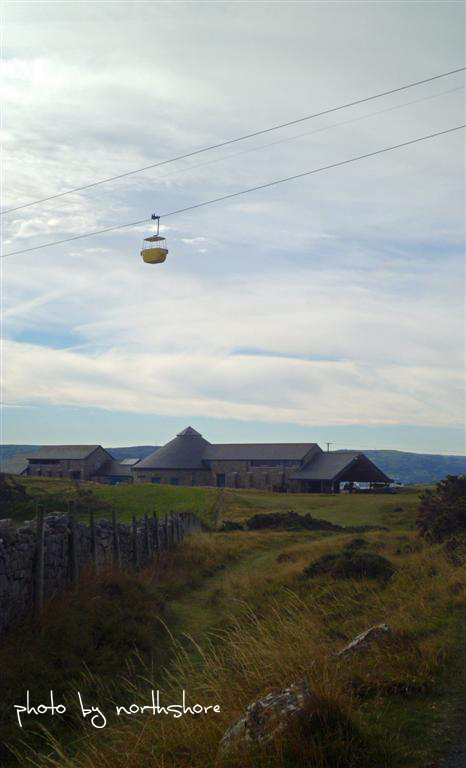 Picture of Llandudno cable car