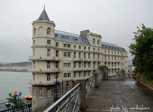 Picture of the Grand Hotel Llandudno