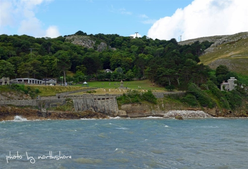 Picture of the Happy Valley Llandudno