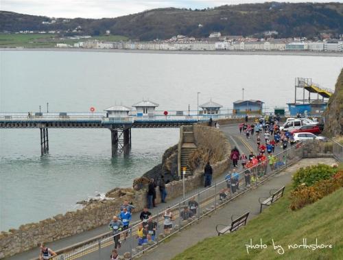 Conwy Half Marathon 2013 Llandudno