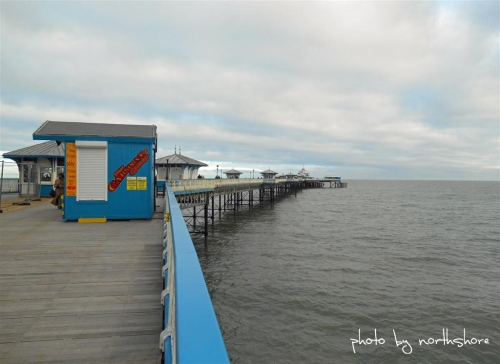 Llandudno Pier North Wales