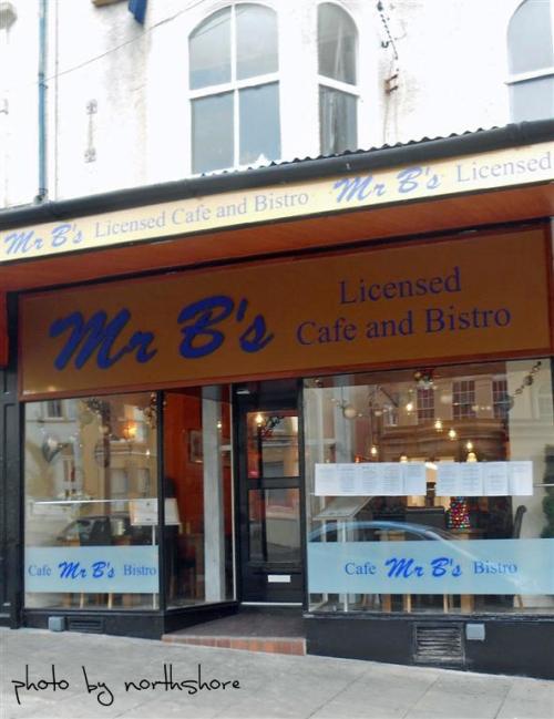 Mr B's Cafe and Bistro Llandudno