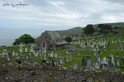 View to St Tudno's