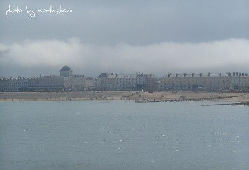 Foggy-Llandudno-Promenade