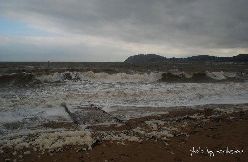 Storms-Llandudno