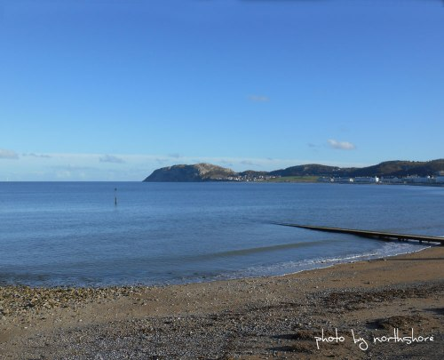 North-Shore-beach-Llandudno