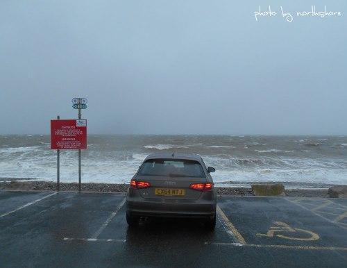 West-Shore-car-park-Llandud