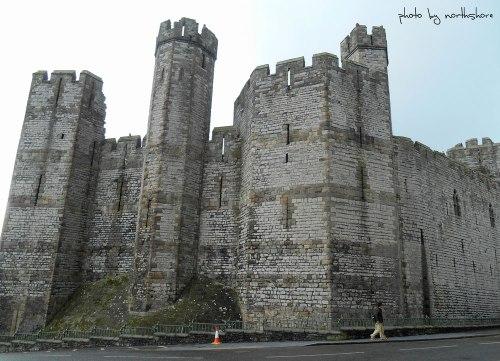 Caernarfon-Castle