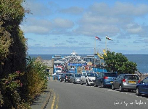 Llandudno-Pier-entrance