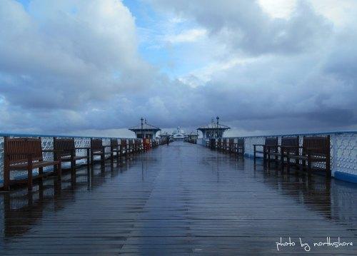 Pier-deck-Llandudno