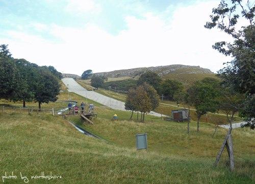 Ski-slope-Llandudno