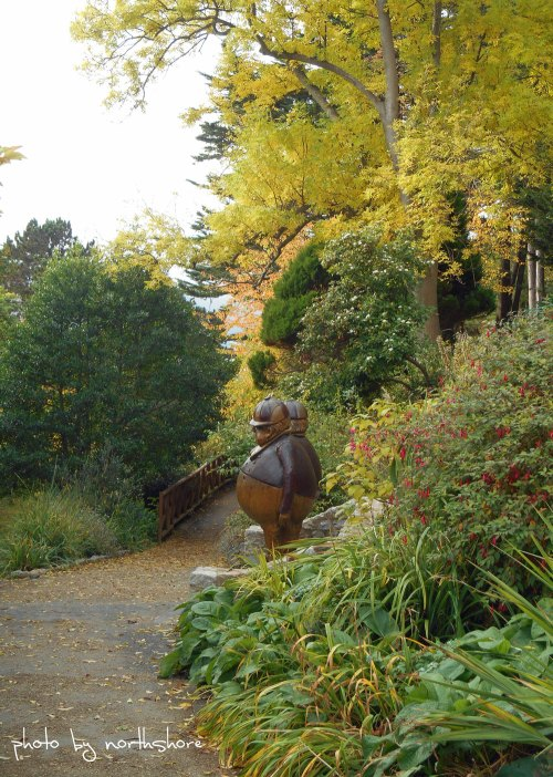 Alice-sculptures-Llandudno