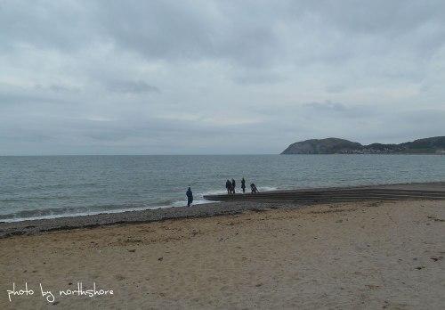Llandudno-beach