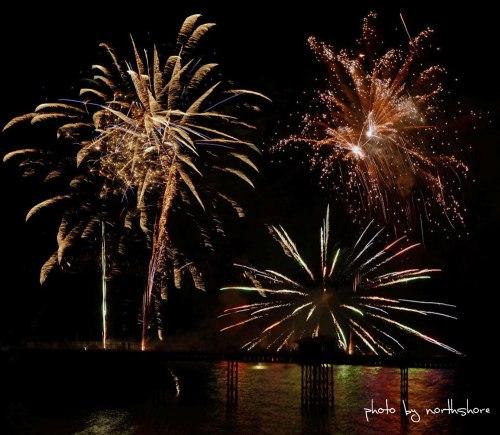 Llandudno-fireworks